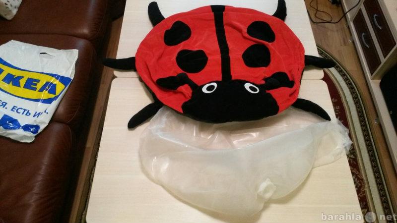 Продам Напольная надувная игрушка Божья коровка