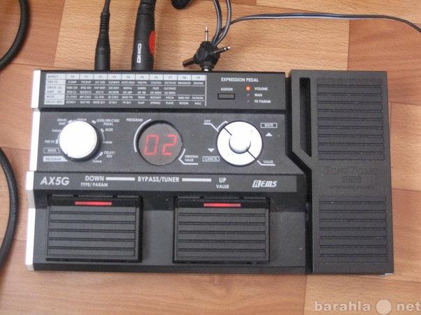 Продам Процессор эффектов для электрогитары