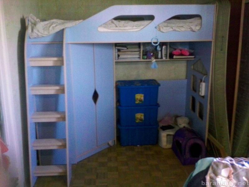Продам кровать - чердак