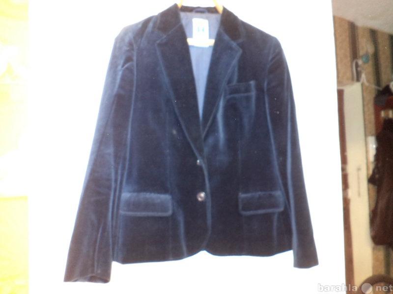 Продам Женский бархатный пиджак