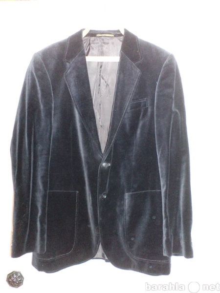 Продам Мужской бархатный пиджак