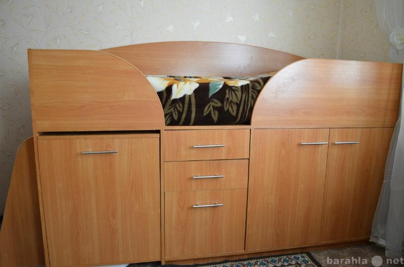 Продам Подростковую кровать-чердак