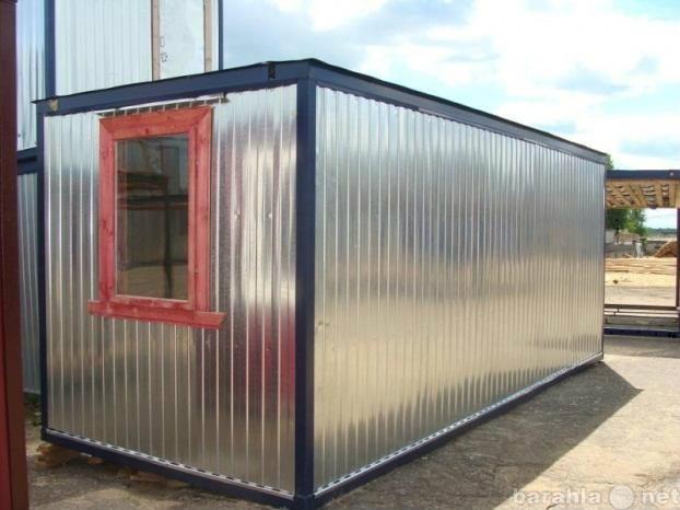 Продам: Блок контейнер 6м