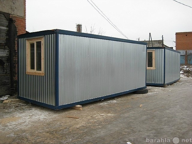 Продам Блок контейнер без электрики 6м-14
