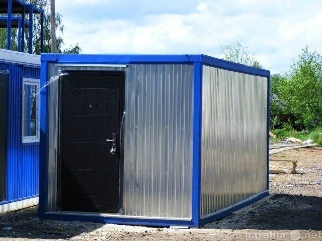 Продам Блок контейнер  6м-19