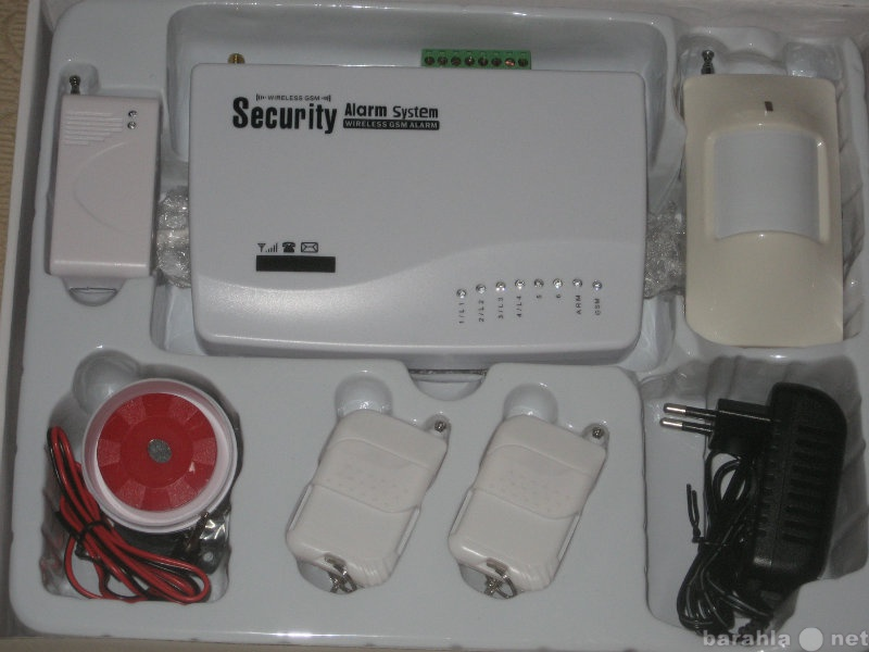Продам GSM сигнализация