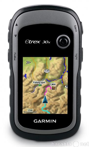 Продам Garmin eTrex 30x Турист GPS навигатор