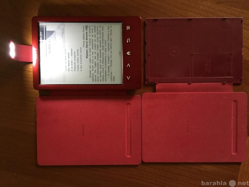 Продам: Электронная книга Sony prs-T3