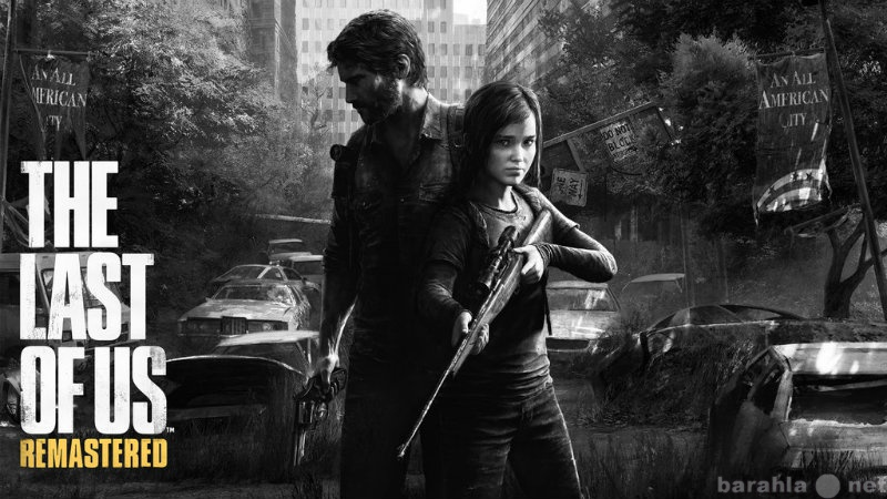 Продам Игра для PS4 The Last of Us Remastered