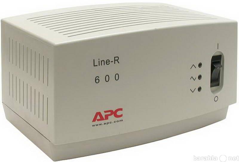 Продам: Стабилизатор напряжения APC line-r 600