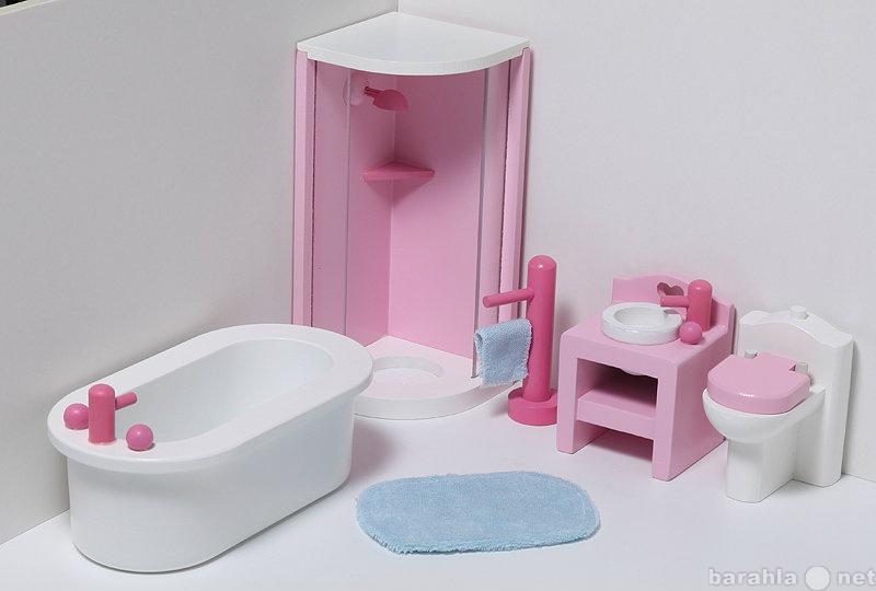 Продам Кукольная мебель в коробках новая