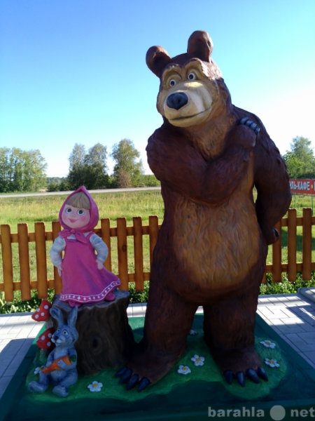 Продам Садово-парковая скульптура