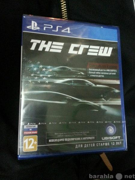 Продам The Crew Специальное издание PS4