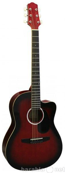 Продам Новую гитару с вырезом