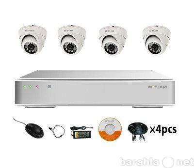 Продам Комплект видеонаблюдения MVT AHD KAH-04T