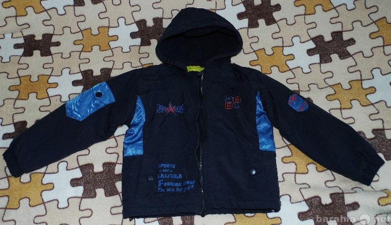 Продам Куртка весна-осень р.92-98 ( до 104 р-ра