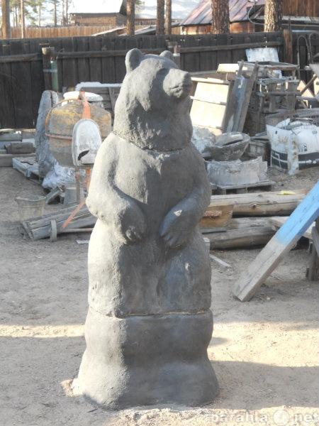 Продам скульптура Медведь