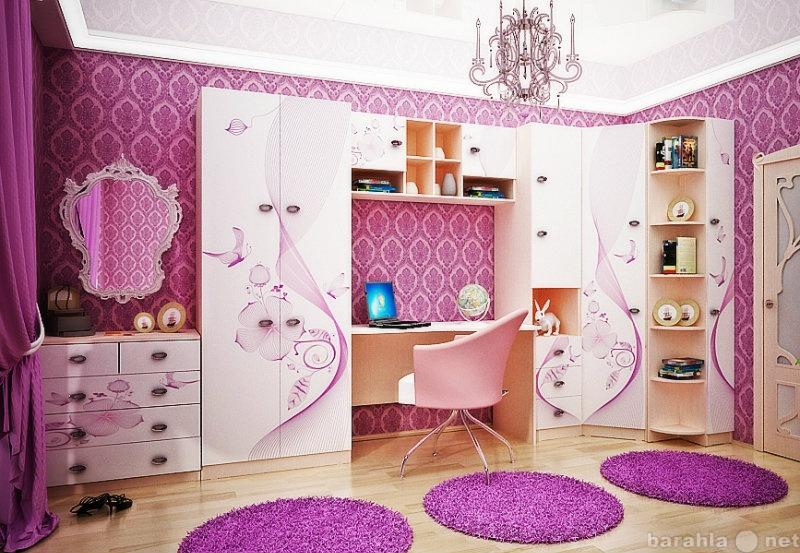 Продам: Детская модульная мебель Лето Белое.