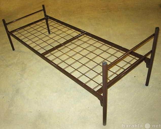 Продам Металлические кровати для рабочих .