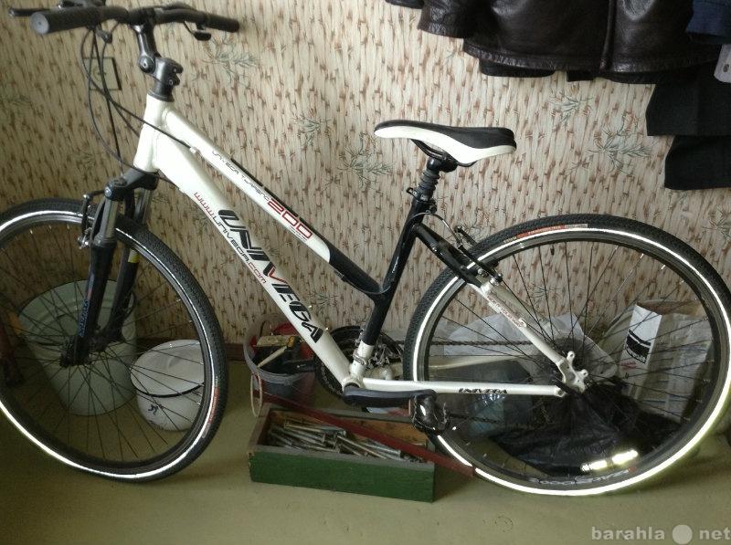 Велосипед univega ram fs-sport 2008 продаю, частные объявления прокат автомобилей частные объявления в