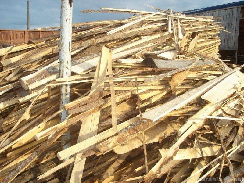 Продам: дрова сосновые ,обрезки от сухой доски