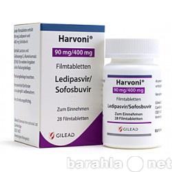 Продам Препараты для лечения гепатита С