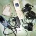 Продам Зарядки, наушники,  телефоны и кабеля