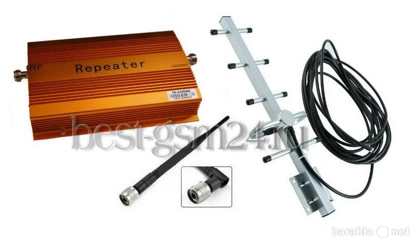 Продам Усилитель сотовой связи  ТН980 GSM