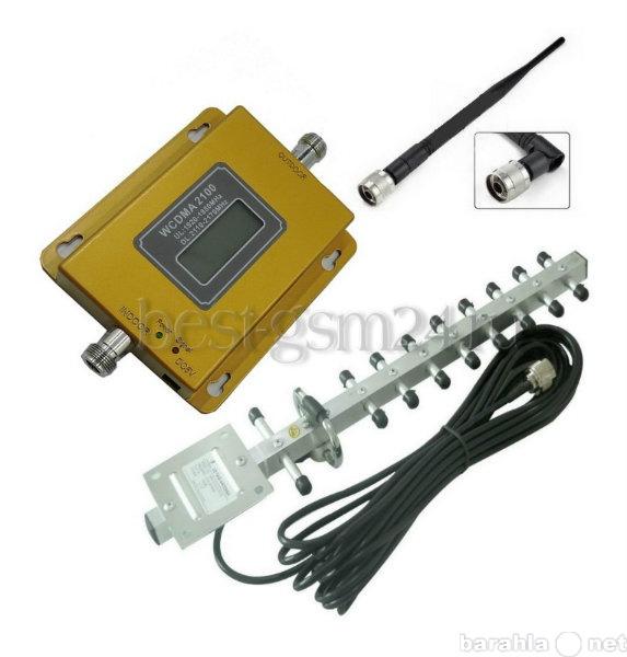 Продам 3G усилитель сотового сигнала GF2100