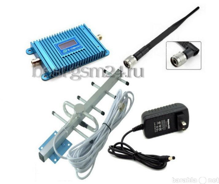 Продам 3G Репитер W-CDMA2100 с дисплеем