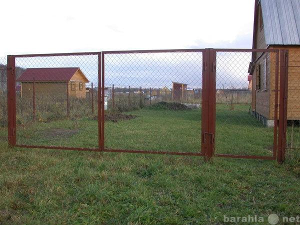 Продам Ворота садовые