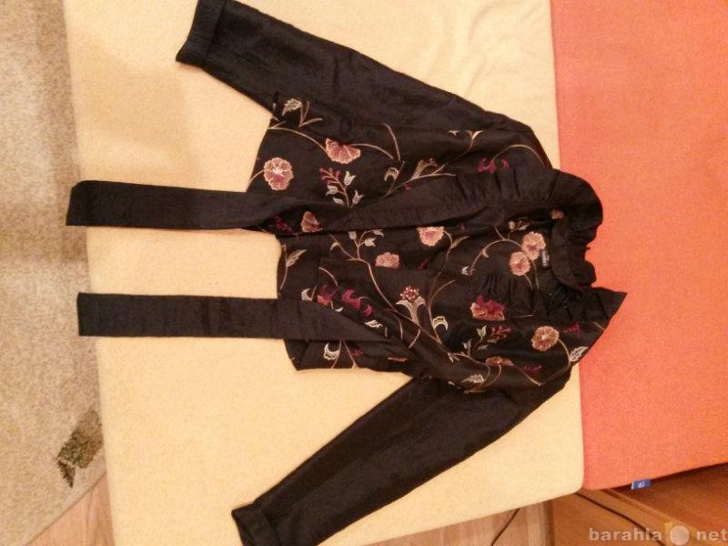 Продам: Блузка черная в японском стиле оригиналь
