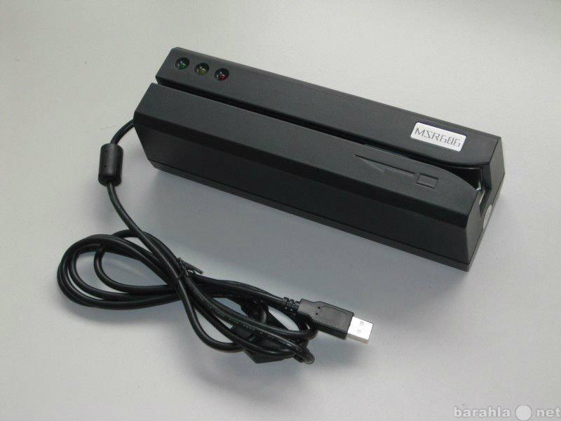 Продам: Энкодер магнитных карт MSR606 (MSR206)