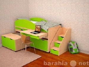 Продам: Детская кровать (3-12 лет)  Караван 5/2.