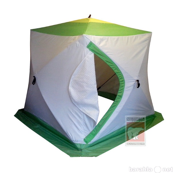 Продам Палатка зимняя Медведь Куб 2 Трехслойная