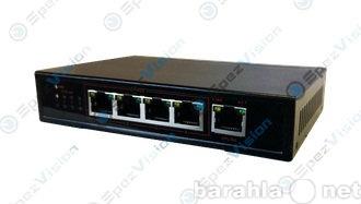 Продам PoE-инжектор/коммутатор SVI-PS104