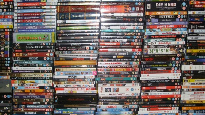 Продам: Диски с фильмами