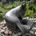 """Продам скульптура""""Морской лев"""""""