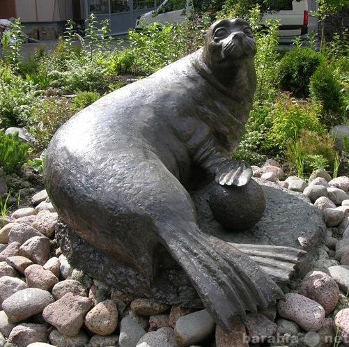 """Продам: скульптура""""Морской лев"""""""