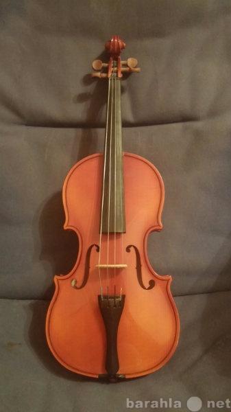 Продам скрипки: размер 1/8 и 1/4