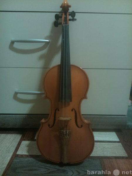 Продам Скрипка 2/4 в футляре