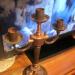 Продам Изящный  ретро подсвечник на три свечи