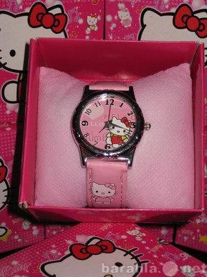 Продам Часы Hello Kitty в подарочной коробочке
