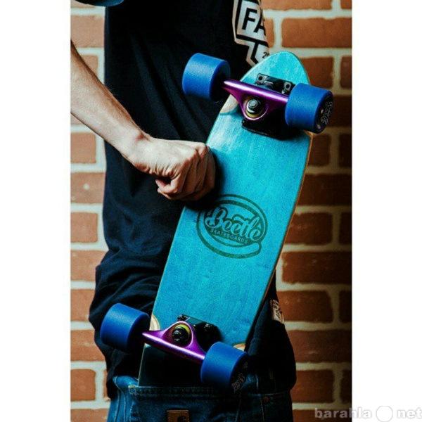 Продам скейтборд-круизёр