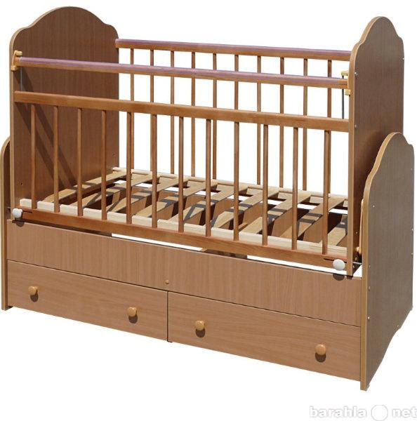 Продам детскую кроватку №4