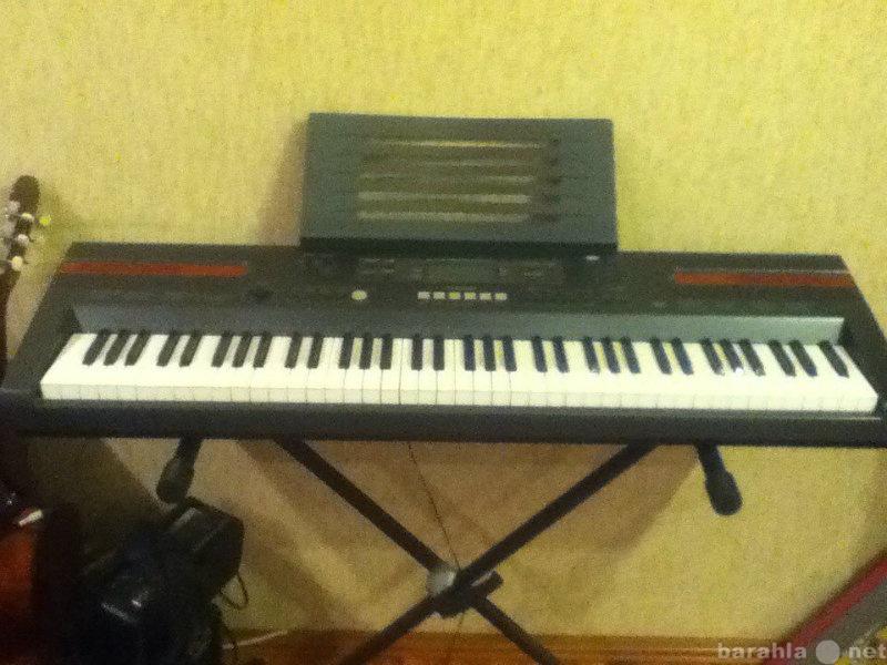 Продам Синтезатор Casio WK-110