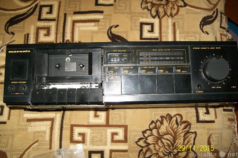 Продам кассетную деку MARANZ  SD151