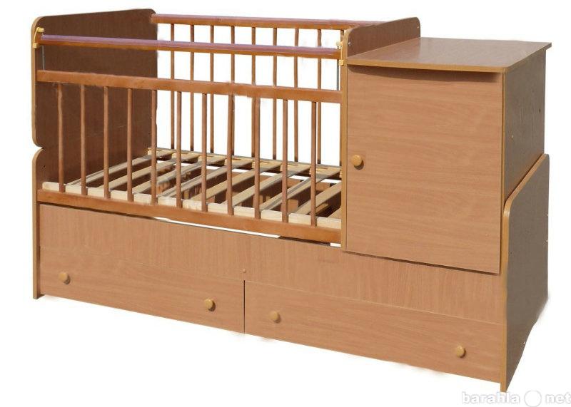 Продам детскую кроватку Сафаня №1