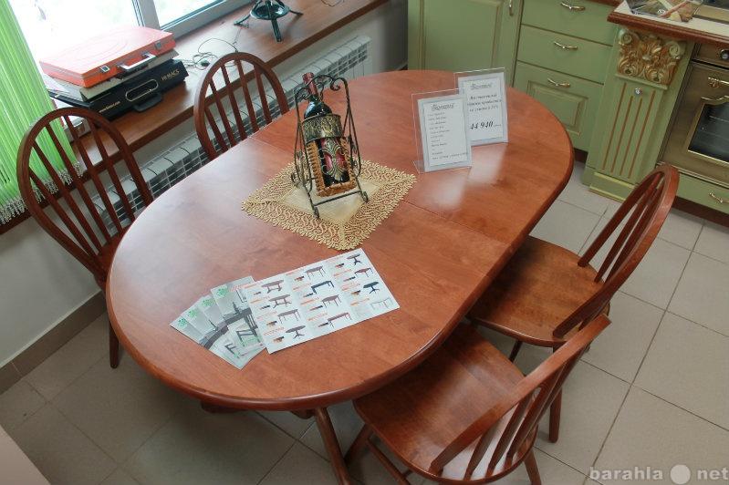 Продам: Стол и стул для кухни