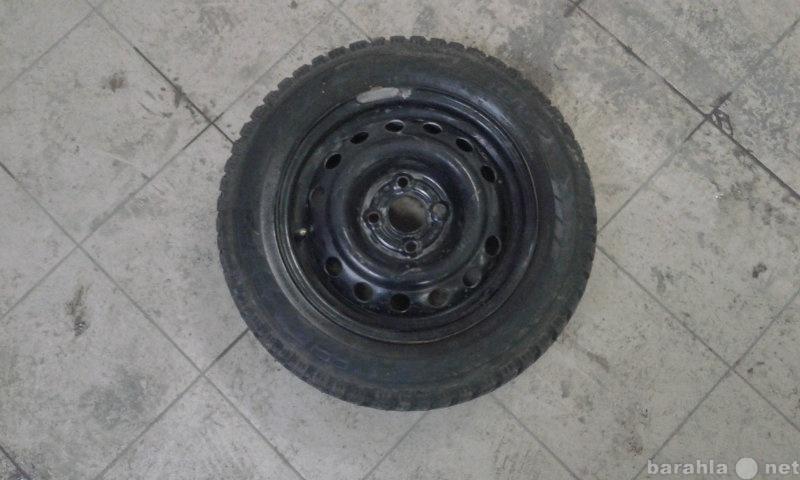 Продам Одно зимнее колесо на ВазR-14